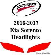 3M Scotchgard Paint Protection Film Clear Bra Kit Fits 2016 2017 Kia Sorento