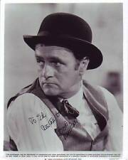BOB NEWHART Autographed Signed Photograph - To Ed