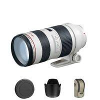Canon EF 70-200mm f/2.8L USM Lens for DSLR Camera Bodies