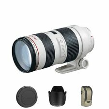 Canon EF 70-200mm f/2.8L USM Lens for DSLR Camera Bodies