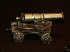 St. Petersburg. Amber. Small Fort Cannon . 54mm