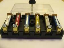 12v volt continental fuse box 6 way CLASSIC VINTAGE CAR