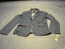 FOR JOSEPH  Denim  ladies Jacket Size Small