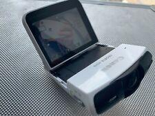Canon Legria Vixia mini Camcorder -  White