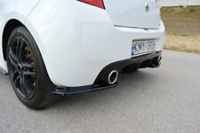 REAR SIDE SPLITTERS FOR RENAULT CLIO MK3 RS FACELIFT (2009-2012)