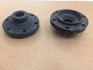 NOS LAND ROVER Series 1, 2 and 2A Drive Flange - 10 Spline 571235