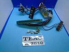 For Teac A-7010 Head Connector With Head Relay and Record / Erase Socket Used