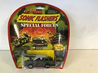 Majorette Sonic Flashers Special Forces Missile Carrier. 2336. Die Cast.
