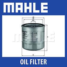Mahle Oil Filter OC265 - Fits Isuzu, Vauxhall - Genuine Part
