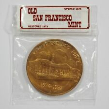 The Old San Francisco Mint Commemorative Coin 1874 - 1937 S