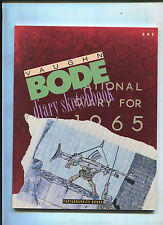 VAUGHN BODE DIARY SKETCHBOOK VF-NM