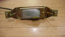 "Mercury Cougar XR-7 1969-1970 69 70 OEM license plate light assembly ""restored"""
