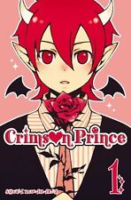 Collection de mangas Crimson Prince  - 4 premiers tomes - Ki-Oon