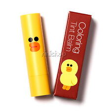 [MISSHA] LINE FRIENDS Edition Coloring Lip Tint Balm #Love To You 4.5g Rinishop