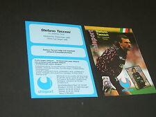 Stefano Tacconi: Avelino,Juventus,Genoa & ITALY Uhlsport advertising card