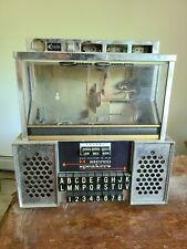 Vintage 1963 Seeburg Stereo Consolette Wall Jukebox Selector Model Sc-2 or Sc-3