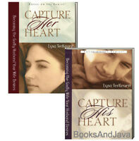 Capture His Heart & Capture Her Heart by Lysa TerKeurst (Paperback) NEW