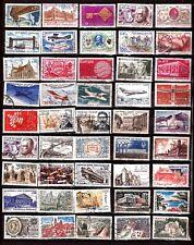 EP830 FRANCE 45 T.: paysages,avions,personnalités divers, faciale en  francs