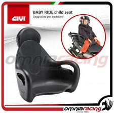 """GIVI Child 's siège """"Baby Ride"""" avec fixing kit universal pour bike and scooter"""