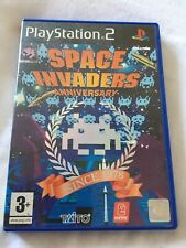 VGC - Space Invader Anniversary Ps2 (PlayStation 2) PAL Retro Gaming ~ Complete
