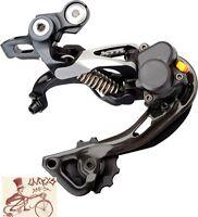 SHIMANO XTR SHADOW+ M986-GS 10-SPEED MEDIUM CAGE MTB REAR BICYCLE DERAILLEUR