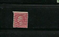 Scott# 453 1914-16 Carmine Type I Wmk 190 Perf 10 Vert Used F-VF (CV = $40.00)