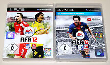 2 PLAYSTATION 3 SPIELE SET - FIFA 12 & FIFA 13 - FUSSBALL SOCCER FOOTBALL PS3 15