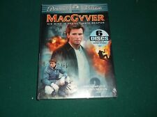 Macgyver The Complete Second 2 Season Dvd Sealed 6 Dics Set