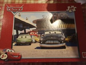Disney Cars 100 Piece Puzzle