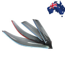 Weathershields for TOYOTA PRADO 120 Series '03-'09 Window Door Visors