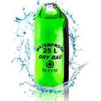 Borsa impermiabile 25L sacca stagna, Zaino impermiabile, waterproof dry bag