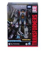 Transformers Toys Studio Series 65 Voyager Class Bumblebee Movie Blitzwing Actio