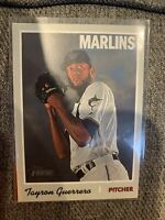 2019 Topps Heritage High Number #719 Tayron Guerrero Short Print Marlins SP