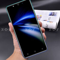 Face Unlocked Smartphone Android Cheap Cell Phone Factory Quad Core Dual SIM New