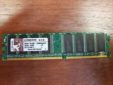 Kingston Value Ram 1GB DDR-400 KVR400X664C3A/1G Used