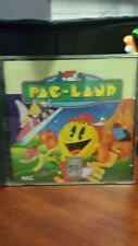 PACLAND (pac-land) TURBO GRAFX 16 PC Engine