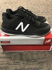 New Balance Turf 4040V4 Shoe - Men's Baseball SKU T4040BK4 Size 9 D