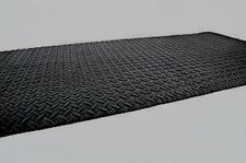 4 x 7 Foot Long Rubber Garage Flooring Workshop Mechanics Oil Mat NON SLIP Tread