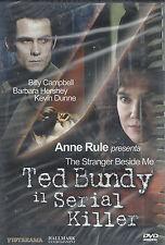 Dvd **TED BUNDY IL SERIAL KILLER** nuovo sigillato 2003