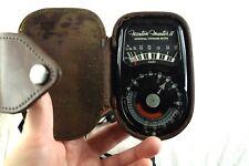 Vintage Original Weston electric Exposure Meter Master II Camera Parts