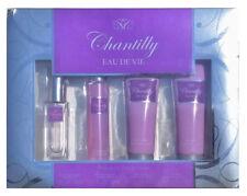 Chantilly Eau de Vie Eau de Parfum Spray Perfume Women (4 Pc Set)