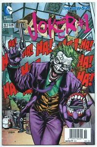 DC Comics Batman #23.1/JOKER #1 (2013) Rare Newsstand Variant Cover The New 52!