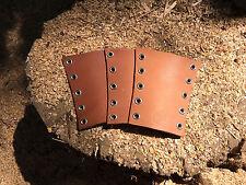 Axe Collar Guard Leather Ax Haft Handle Protector