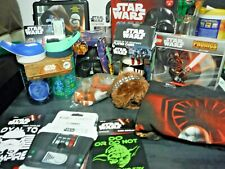 Ginormous Mega Lot of Star Wars Lots Of Stuff!! Mostly Kids