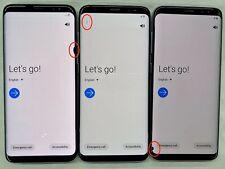 Samsung Galaxy S8 G950U 64GB BLACK DOT LCD Factory Unlocked Smartphone