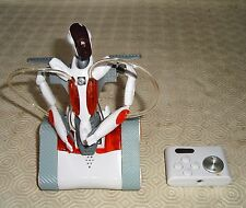 ROBOT SPYKEE MECCANO 2007 EN ETAT DE MARCHE AVEC TELECOMMANDE