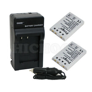 Progo 2 Battery & Charger Combo Kit for Nikon EN-EL5 Coolpix 3700 4200 5200 5900