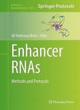 USED (LN) Enhancer RNAs: Methods and Protocols (Methods in Molecular Biology)