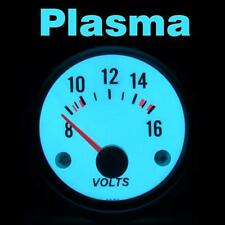 Visualización voltios plasma Voltmeter voltios instrumento de visualización 12v instrumento gauge plasma