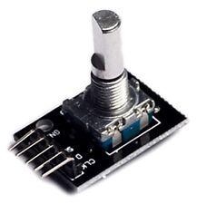 Codificador Rotatorio Sensor Módulo KY-040 ladrillo en Interruptor Arduino Reino Unido PIC ARM